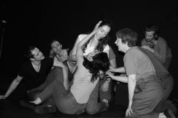 MacbethReboot_Rehearsals_LadyMacbeths